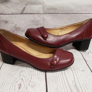 New ComfortView Chunk Heels